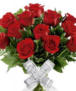 Bouquet 12 rosas 2