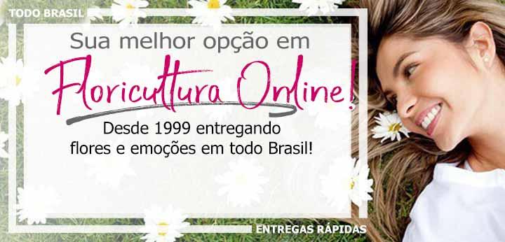 Flores para o Brasil