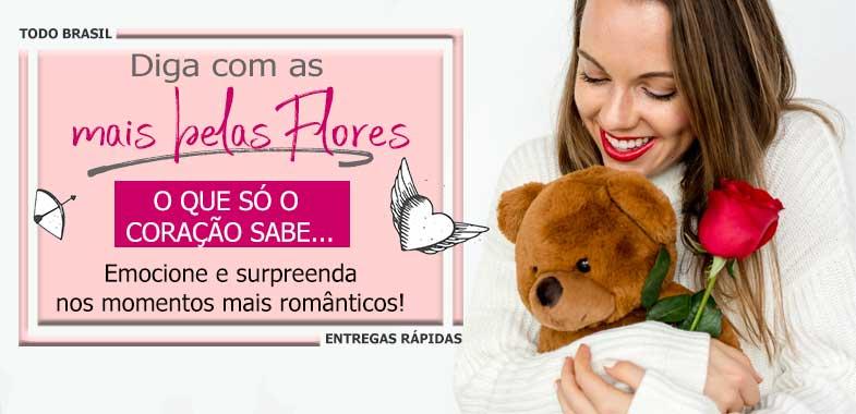 flores para amor
