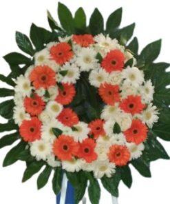 Coroa de Condolências Nº2