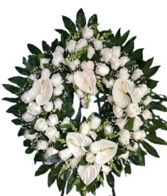 Coroa de Condolências Nº 3