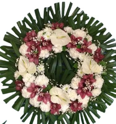 Coroa de Condolências Nº 4