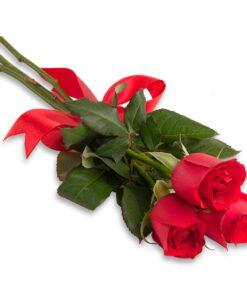 Ramalhete de Charme 3 Rosas